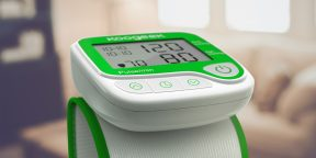 Обзор умного тонометра Koogeek Smart Wrist Blood Pressure Monitor