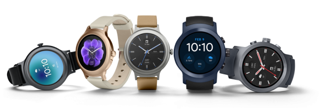 Android Wear face 2