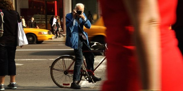 Билл Каннингем, Нью-Йорк