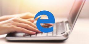 Как установить расширения для Microsoft Edge, которых нет в Windows Store