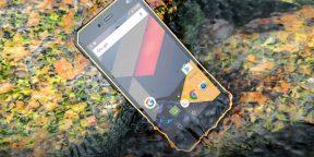 Обзор Nomu S10 — защищённого смартфона, который понравится не только туристам