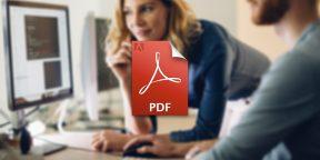 PDF.io — бесплатный сервис для работы с PDF-документами