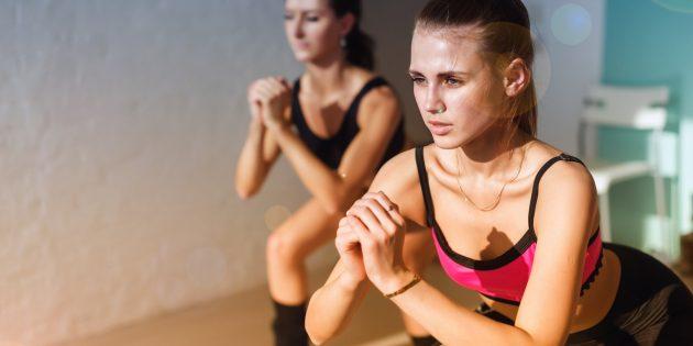 Проверьте свою силовую выносливость за 4 минуты