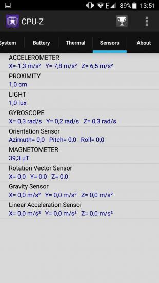 Ulefone Gemini: технические характеристики 4