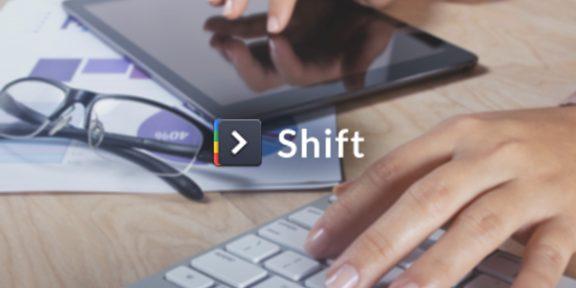 Shift — приложение, которое позволяет быстро переключаться между несколькими аккаунтами Google