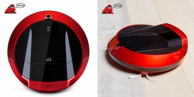 Умный робот пылесос PUPPYOO V-M900R