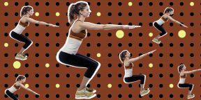 Тренировка с собственным весом, которая прокачает все мышцы