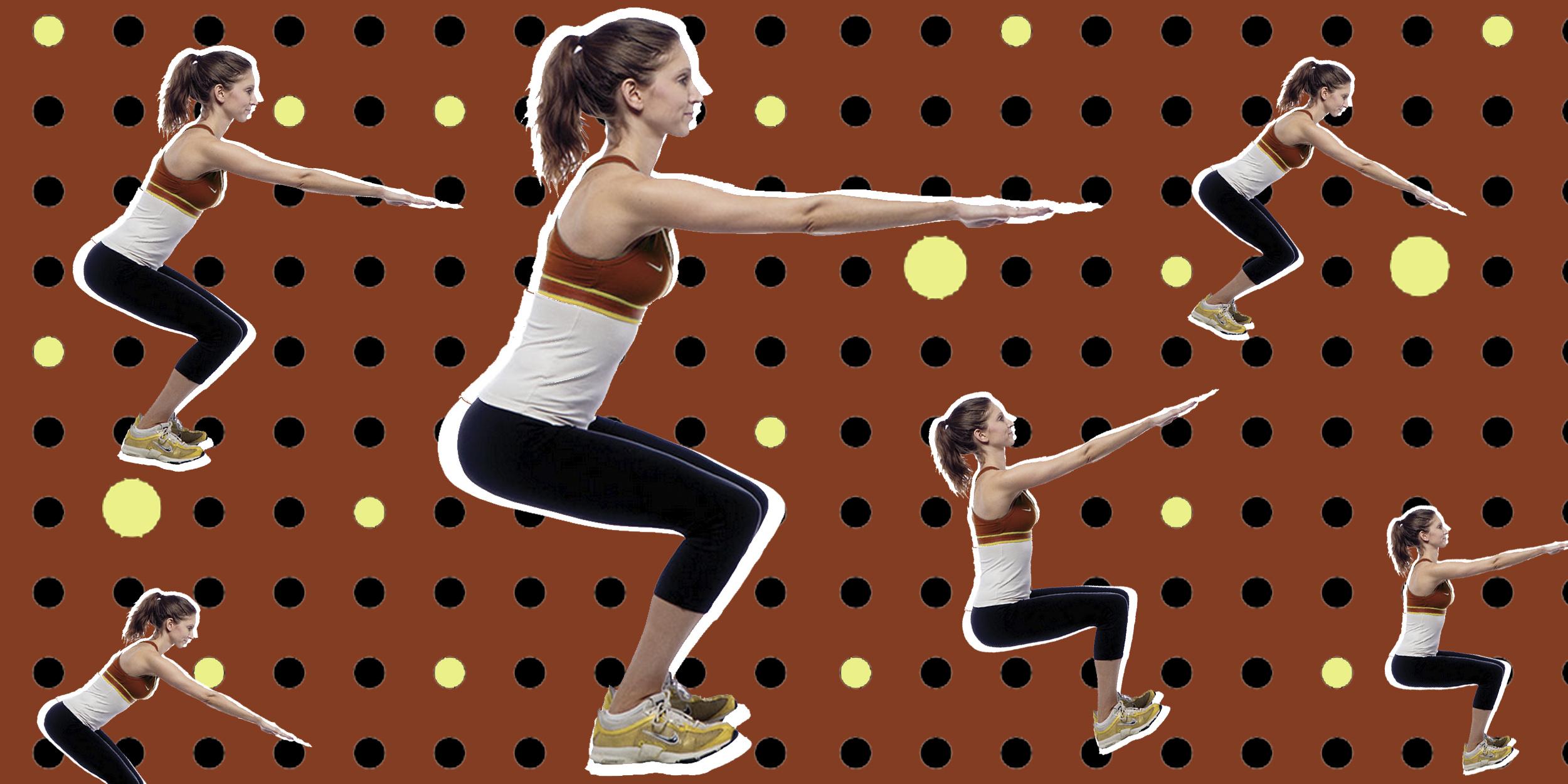 действенные упражнения помогающие скинуть вес после 60