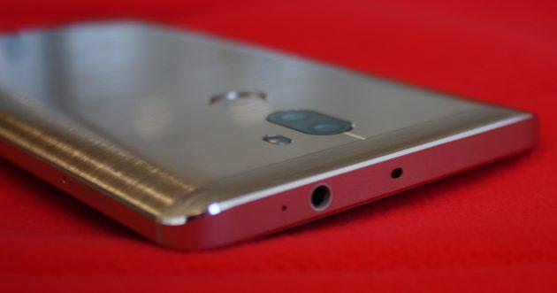 Xiaomi Mi5S Plus: звук