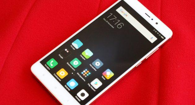 Xiaomi Mi5S Plus: внешний вид