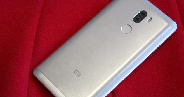 Xiaomi Mi5S Plus: удобство использования