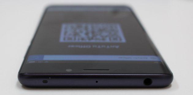 Xiaomi Mi Note 2: звук