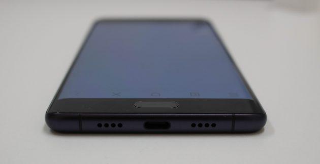 Xiaomi Mi Note 2: внешний вид