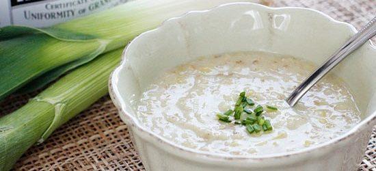 несладкая овсянка: ирландский овсяно-луковый суп