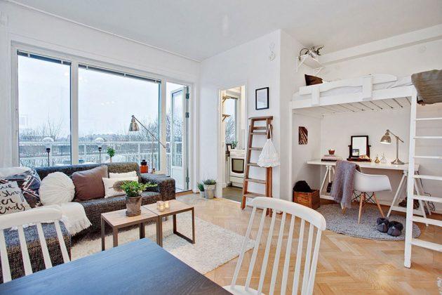 Правильное зонирование комнаты: ковры