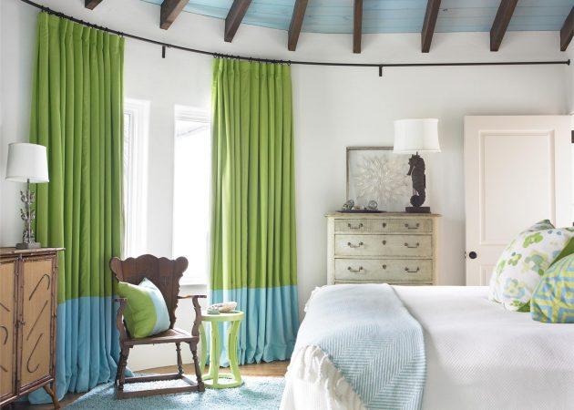 Как выбрать шторы: цвета