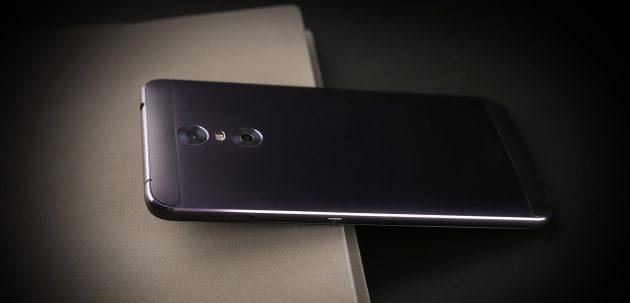 Ulefone Gemini: внешний вид