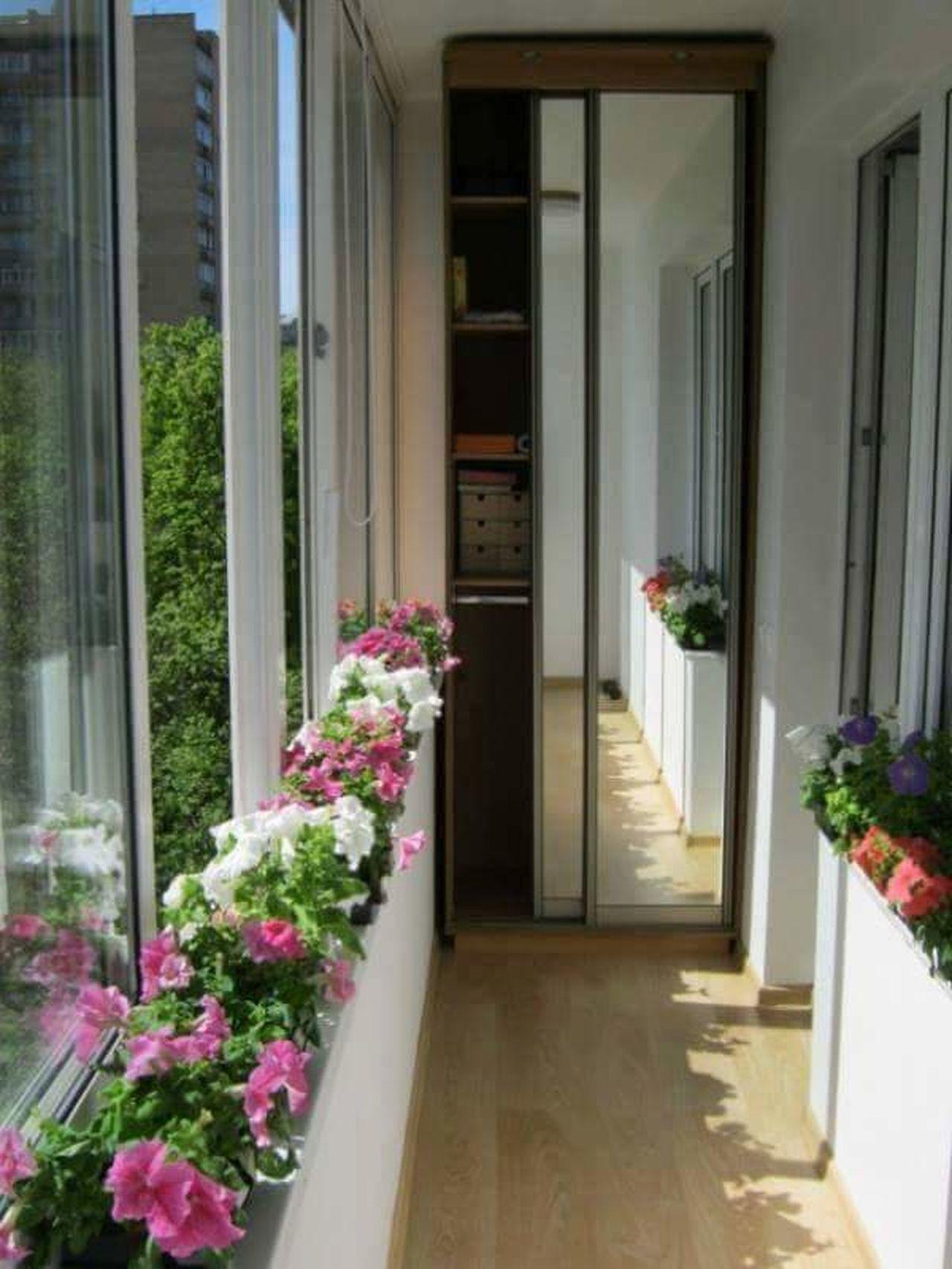 20 шикарных вариантов обустройства балкона. - жизнь под ламп.
