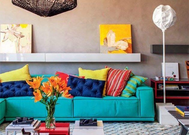 Идеи для дизайна гостиной