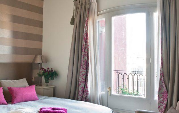Как выбрать шторы: сочетающиеся друг с другом яркие оттенки