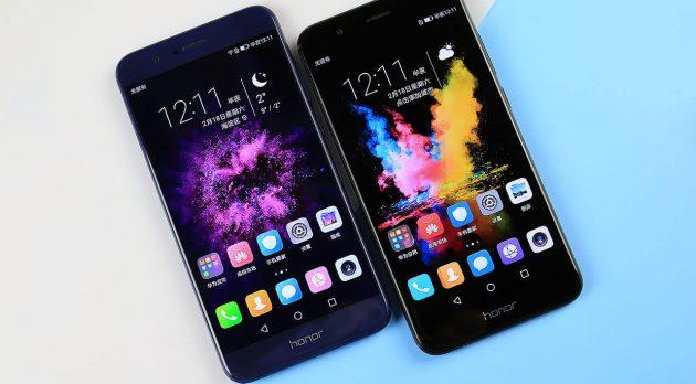 Лучшие смартфоны: Huawei Honor V9