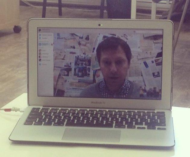 Рабочие места: Константин Бочарский, основатель и руководитель Pressfeed.ru