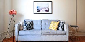 5 лайфхаков, которые помогут реже убирать в квартире