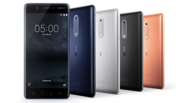 Лучшие смартфоны: Nokia 5