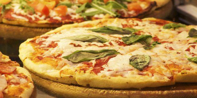 Традиционное тесто для пиццы: рецепт Джейми Оливера