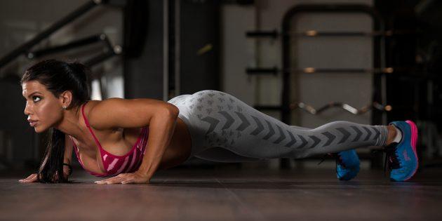 Как составить эффективную тренировку для похудения