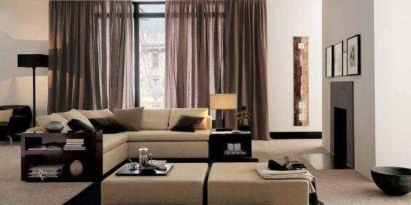 Как преобразить любую комнату с помощью штор