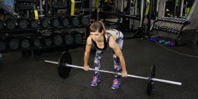 Мёртвая тяга: техника выполнения и упражнения для растяжки необходимых мышц