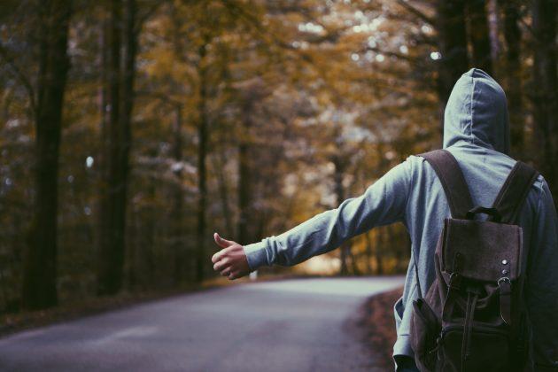 путешествие автостопом: как ездить