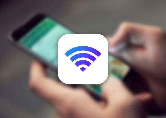 Wi-Fi Widget показывает тесты и информацию о беспроводной сети на экране блокировки iOS