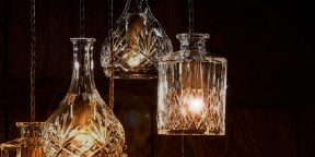 10 простых способов превратить лампочку в арт-объект