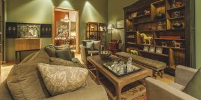 10 вдохновляющих вариантов дизайна гостиной