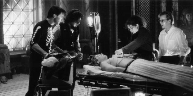 Коматозники (1990)