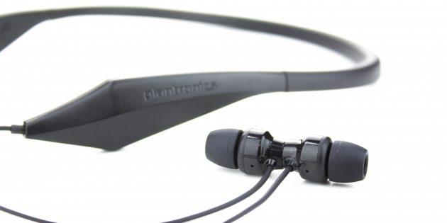 Plantronics BackBeat 100: магниты