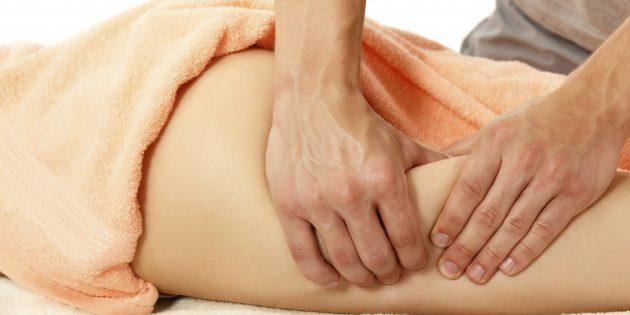 Как делать эротический массаж: Замес