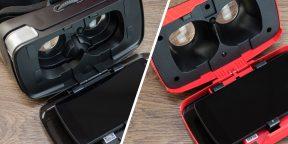 Обзор Homido V2 и Homido Grab — недорогих VR-гарнитур из Франции