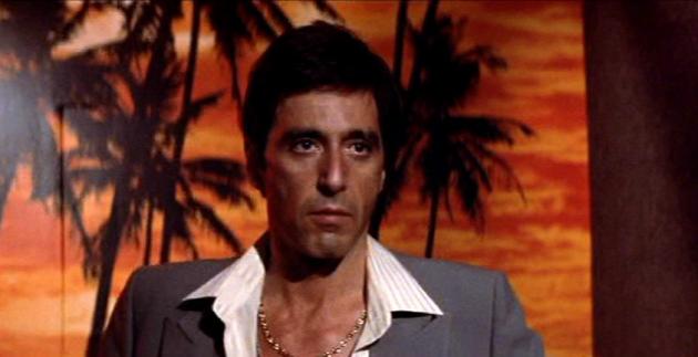Лицо со шрамом (1983)