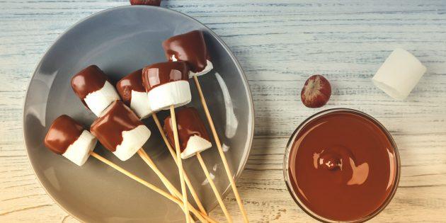 5 рецептов с горьким шоколадом
