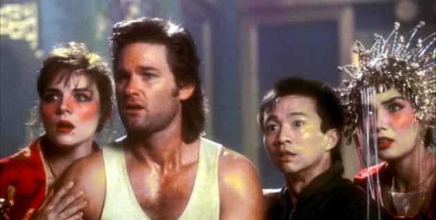 Большой переполох в маленьком Китае (1986)