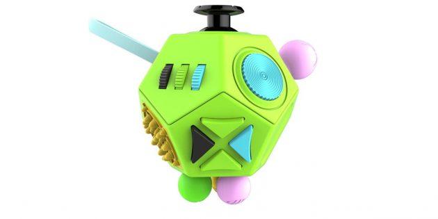 Антистресс-игрушка 80-го уровня