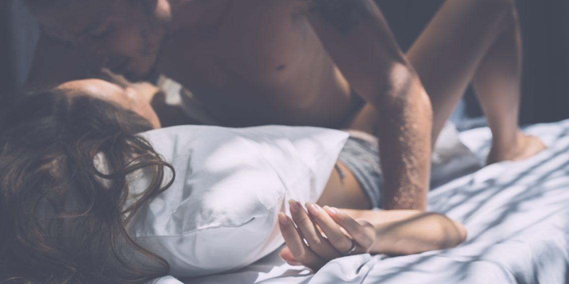 Позитивный настрой на секс оргазм