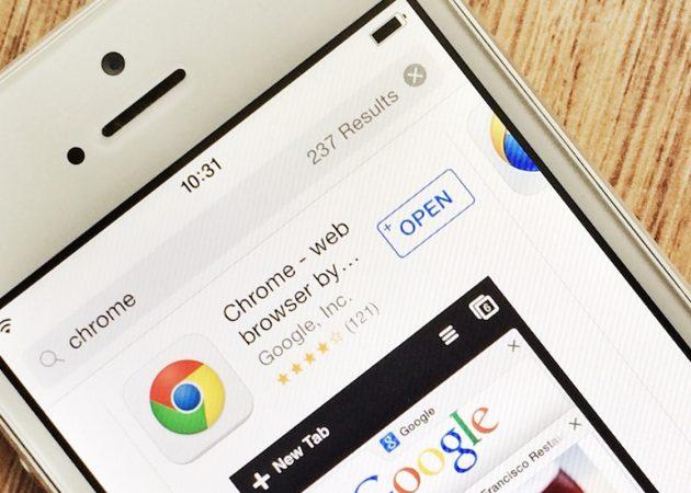 В Chrome для iOS появилась функция отложенного чтения