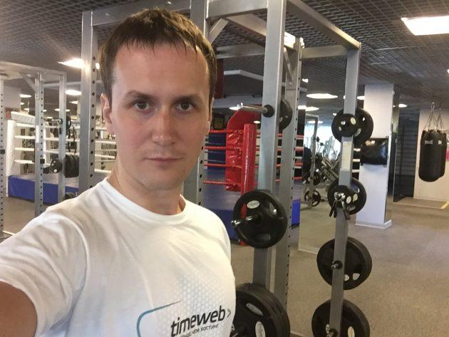 Александр Бойков, Timeweb