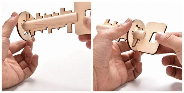 Головоломка «Ключ»