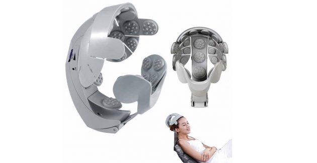 Шлем-массажёр для головы