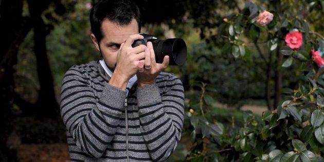 Как держать камеру стоя и делать чёткие фото